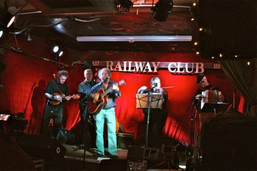 Illiteratty at Tractorgrease Tavern @ Tractorgrease Tavern